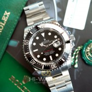 NEW!! Rolex Red Sea-Dweller 50th Aniversary 43 mm Ref.126600 (NEW CARD 01/2021)