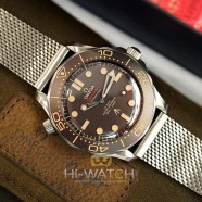 """Omega Seamaster Diver 300M """"007 Edition"""" 42 mm : NO TIME TO DIE (Thai AD 11/2020)"""