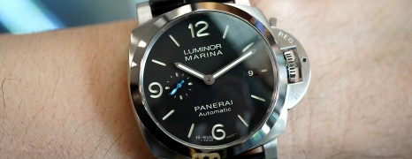 NEW!! Panerai 1312 Luminor 1950 Auto 3 Days 44 mm S.W (NEW Thai AD 02/2021)