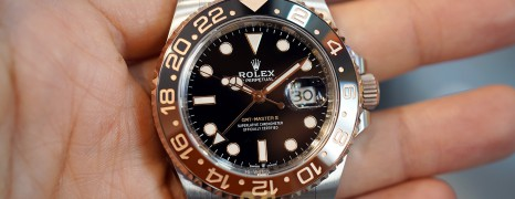 NEW!!! Rolex GMT-Master II 2K Rootbeer 40 mm Ref.126711CHNR (NEW CARD 02/2021)