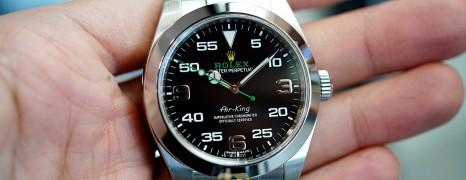 Rolex Air-King Oystersteel 40 mm Ref.116900 (Thai AD 02/2020)
