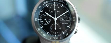 IWC GST Chronograph Titanium Automatic Black Dial Ref.IW370703 (02/2004)