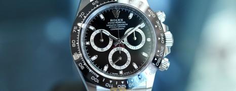 Rolex Cosmograph Daytona Ceramic Black Dial 40 mm Ref.116500LN (02/2019)
