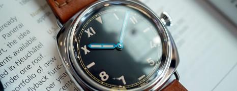 Panerai 249 Radiomir 1936 California Dial Limited 47 mm