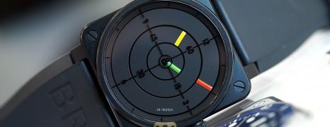Bell & Ross Radar BR03-92 42X42 mm