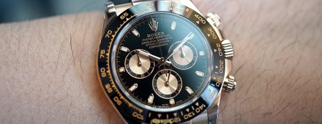 Rolex Cosmograph Daytona Everose Gold Black Dial 40 mm Ref.116515LN (06/2018)