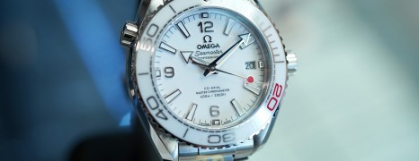 """NEW!!! Omega Planet Ocean 600M Co-Axial Master Chronometer 39.5 mm """"Tokyo 2020″ Limited Edition (NEW Thai AD 04/2021)"""