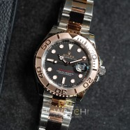 NEW!!! Rolex Yacht-Master 40 Everose Gold Black Dial 40 mm Ref.126621 (NEW Thai AD 05/2021)