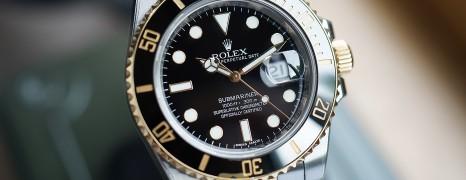 Rolex Submariner 2K Black Dial Ceramic 40 mm Ref.116613LN