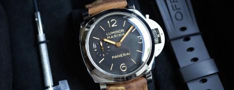 Panerai 422 Luminor Marina 1950 3 Days 47 mm S.S (Year 2017)