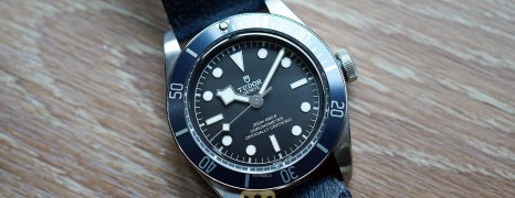 Tudor Heritage Black Bay Blue 41 mm M79230B-0007 (Thai AD 09/2020)