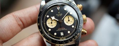 Tudor Black Bay Chrono S&G 41 mm Ref.M79363N-0002 (Thai AD 02/2020)