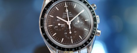 Omega Speedmaster Moonwatch Professional 1863 Chocolate Dial 42 mm