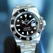 Rolex Submariner Date Ceramic 40 mm Ref.116610LN (02/2019)