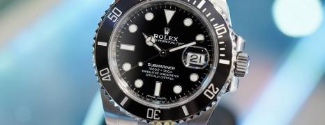 Rolex Submariner Date Ceramic 40 mm Ref.116610LN (10/2019)