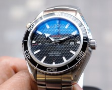 "Omega Seamaster Planet Ocean ""007 Quantum of Solace Limited Edition"" 45.5 mm"