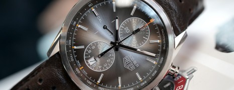 """Tag Heuer Carrera Calibre 1887 Brown Dial """"300 SLR Limited Edition"""" 41 mm"""