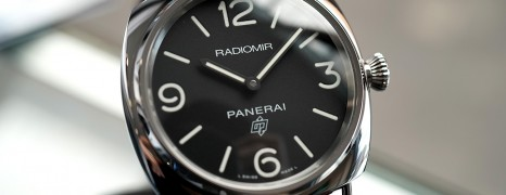 Panerai 753 Radiomir Base Logo 45 mm S.U 11/2018