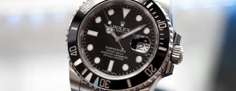 Rolex Submariner Date Ceramic Ref.116610LN 40 mm (05/2018)