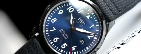 "IWC Pilot's Watch Mark XVIII Edition ""Laureus Sport For Good Foundation"" 41 mm Ref.IW324703"
