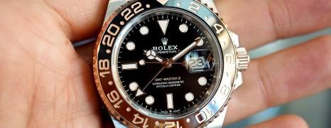 NEW!!! Rolex GMT-Master II 2K Rootbeer 40 mm Ref.126711CHNR (NEW Thai AD 07/2020)