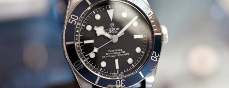 NEW!! Tudor Heritage Black Bay Blue 41 mm (New Thai AD 09/2020)