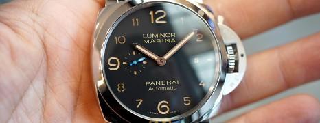 NEW!! Panerai 1359 Luminor 1950 3 Days 44 mm S.V (New Thai AD 08/2020)