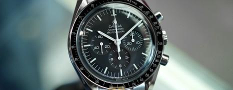 NEW!! Omega Speedmaster MoonWatch Professional Chronograph 1861 Black Dial 42 mm (THAI AD 12/2020)