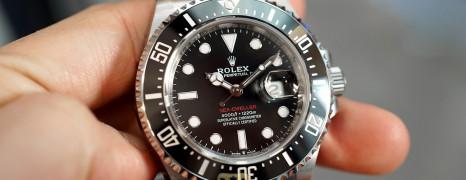 NEW!! Rolex Red Sea-Dweller 50th Aniversary 43 mm Ref.126600 (NEW Thai AD 10/2020)