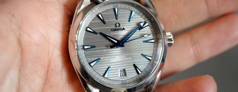 Omega Aqua Terra 150M Co-Axial Master Chronometer Grey Dial 41 mm (Thai AD 12/2019)