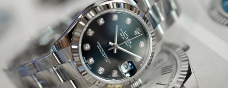 NEW!!! Rolex Datejust Black Dial Diamond 31 mm REF.178274 (NEW Thai AD 01/2021)