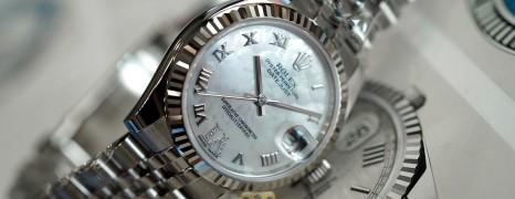 NEW!!! Rolex Datejust Roman MOP Dial VI Diamonds 31 mm REF.178274 (NEW Thai AD 02/2021)