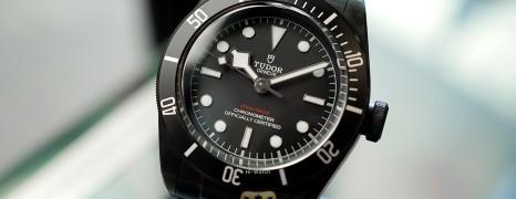 Tudor Heritage Black Bay Dark 41 mm Ref.79230DK (08/2018)