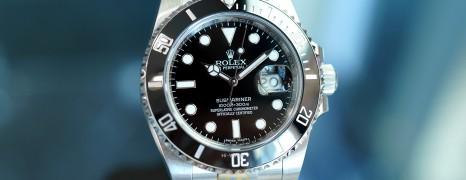 Rolex Submariner Date Ceramic 40 mm Ref.116610LN (06/2016)