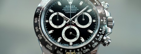 Rolex Cosmograph Daytona Ceramic Black Dial 40 mm Ref.116500LN (11/2017)