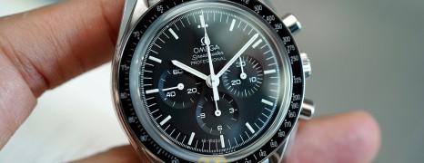 Omega Speedmaster MoonWatch Professional Chronograph 1863 Black Dial 42 mm (Thai AD 11/2019)