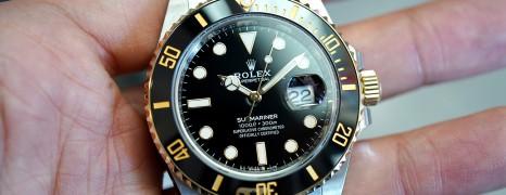 Rolex Submariner 2K Black Dial Ceramic 41 mm Ref.126613LN (Thai AD 09/2020)