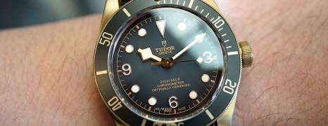 NEW!!! Tudor Black Bay Bronze 43 mm Ref.M79250BA (Thai AD 04/2021)