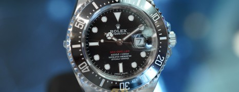 NEW!! Rolex Red Sea-Dweller 50th Aniversary 43 mm Mark 1 Ref.126600 (New Thai AD 09/2018)