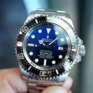 Rolex Sea-Dweller Deepsea D-Blue 44 mm Ref.116660 (06/2015)