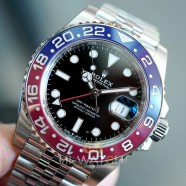 Rolex GMT-Master II Pepsi Jubilee 40 mm Ref.126710BLRO (Thai AD 05/2019)