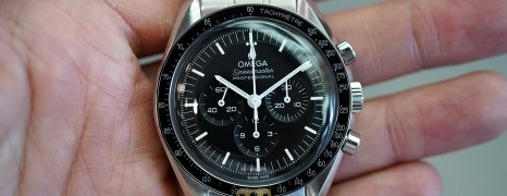 Omega Speedmaster MoonWatch Professional Co‑Axial Master Chronometer Chronograph 3861 42 mm (THAI AD 01/2021)