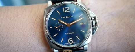 NEW!!! Panerai 927 Luminor Due 3 days Automatic 42 mm (NEW 03/2021)