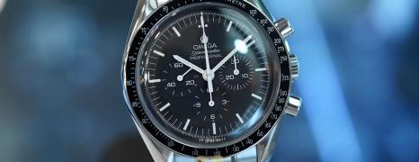 Omega Speedmaster MoonWatch Professional Chronograph 1861 Black Dial 42 mm (THAI AD 06/2021)