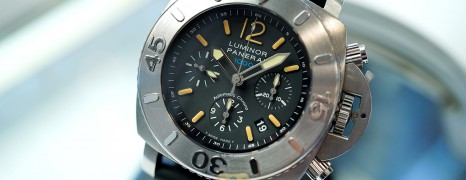 Panerai 187 Submersible 1000M Chronograph Special Edition (2004)