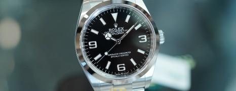 NEW!!! Rolex Explorer I 36 mm Ref.124270 (New Thai AD 07/2021)