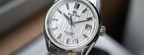 Grand Seiko Heritage Collection Hi-Beat 36000 White Birch Dial 40 mm Ref.SLGH005 (Thai AD 07/2021)